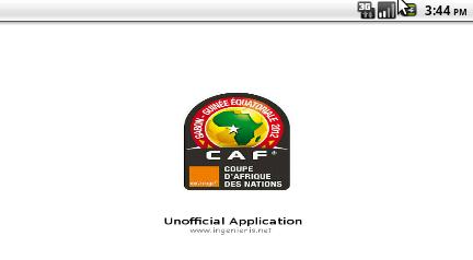 Support r suivez la coupe d 39 afrique des nations sur android - Coupe d afrique en direct sur internet ...