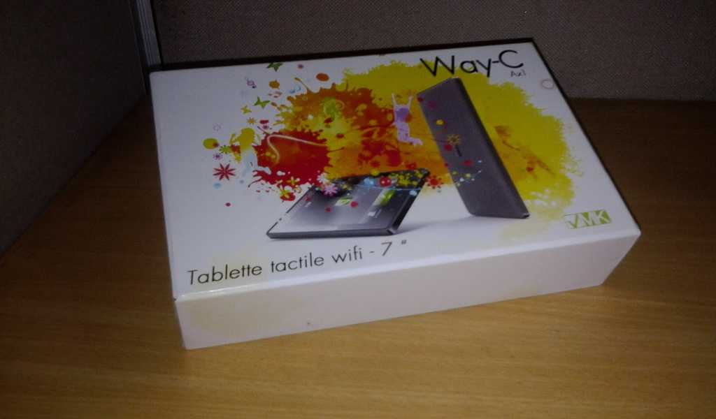 Tablette VMK : La Way-C arrive au Cameroun
